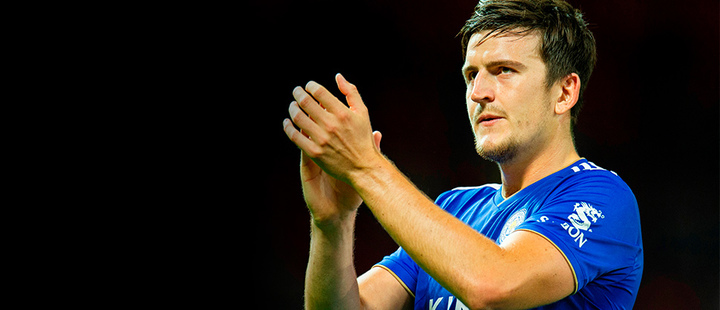 English player, Harry Maguire