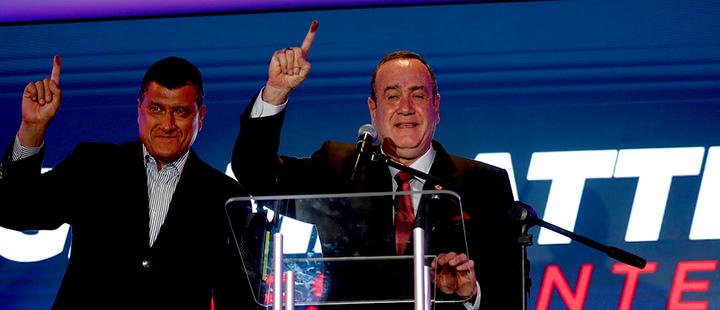 El conservador Giammattei logra la Presidencia de Guatemala al cuarto intento