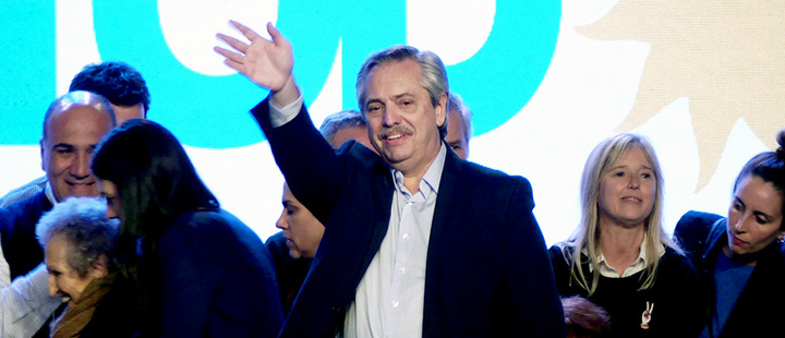 Fernandez is heading into office on primaries in Argentina