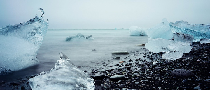 We are so 'warm' that we melt the glaciers