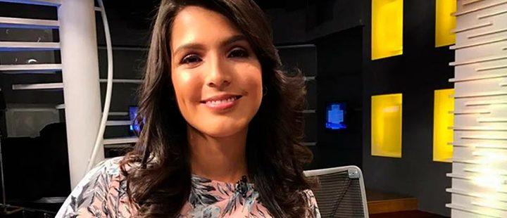 Natalia Suárez, journalism on the run