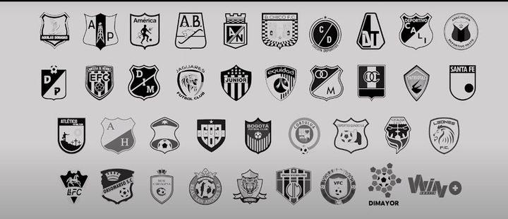 Colombian soccer teams